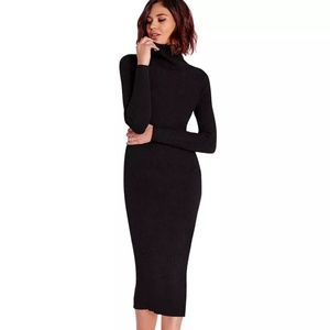 Dresses & Skirts - New with tags mid chic black dress